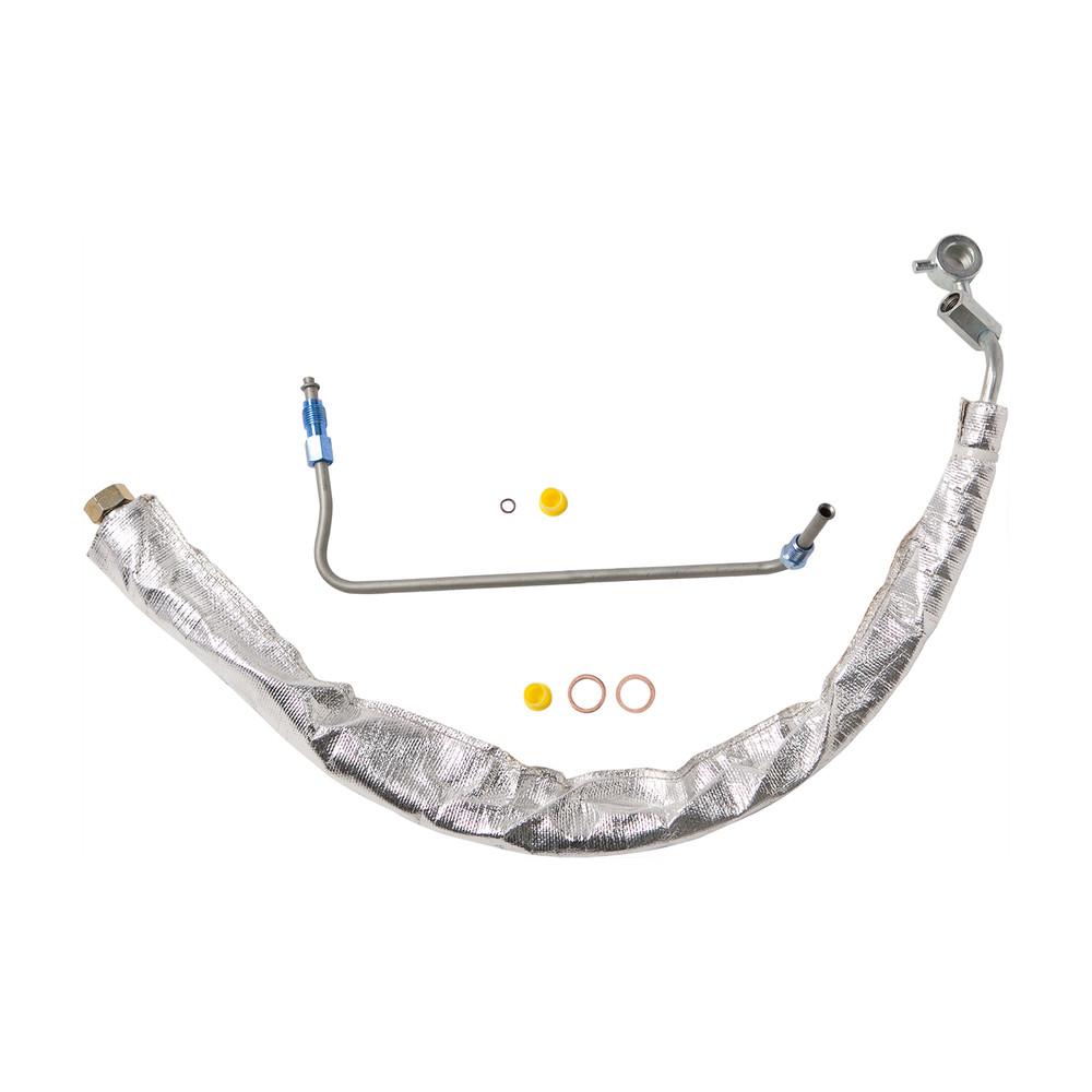 To Rack Power Steering Pressure Line Hose Assembly For Nissan Murano Tube