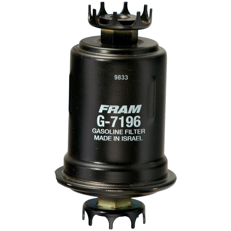 Fuel Filter Wix 33500