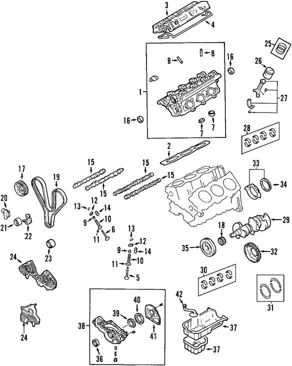 Fuse Box Diagram For 2004 Hyundai Xg350