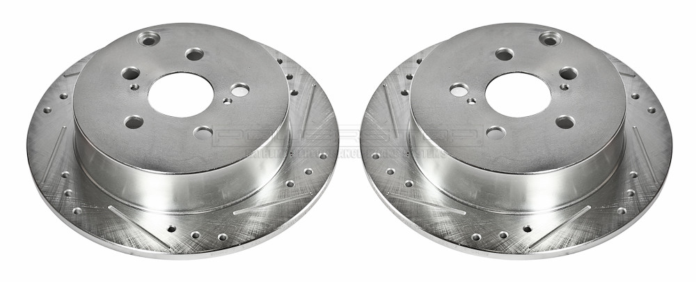 Scion tc Front Brake Rotors For Toyota Corolla Celica Pontiac Vibe Matrix