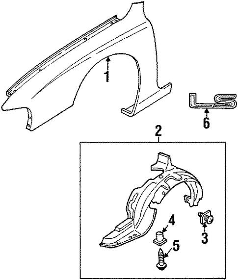 repuestos y accesorios para autos kia sephia